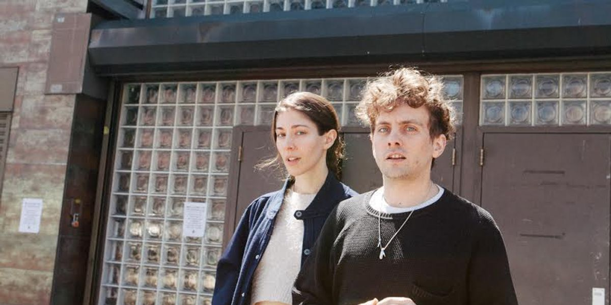 We Went Behind The Scenes At Chairlift's Sold Out Brooklyn Show