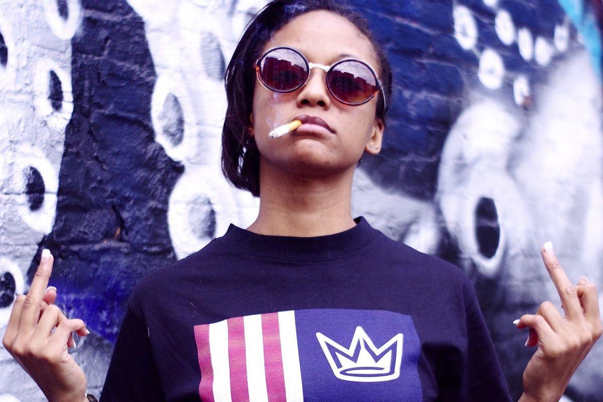 "PREMIERE: Rapper Flapjak Hits Back At Societal Standards For WOC In ""Arrogant Brown Girl"""