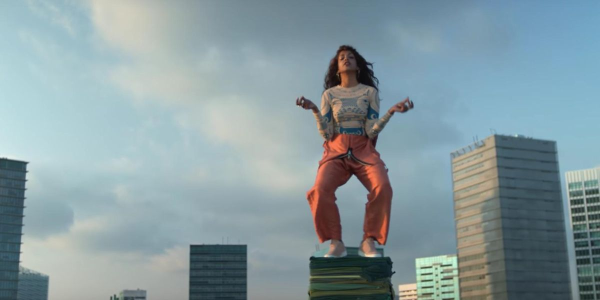"""Watch M.I.A.'s Globetrotting Video For Her World Recycle Week Single """"Rewear It"""""""
