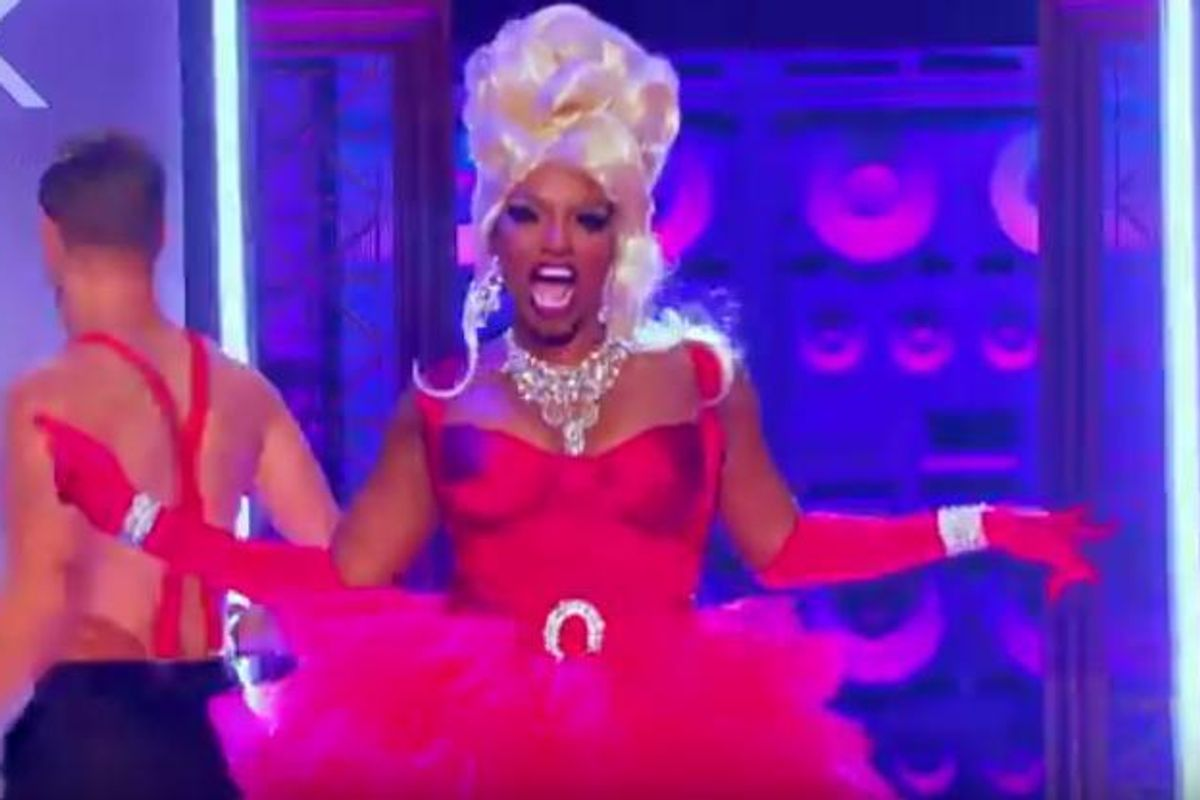Watch the All-Too Brief Clip of NeNe Leakes Performing RuPaul's 'Supermodel' On 'Lip Sync Battle'