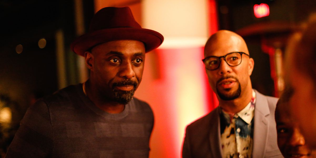 In A Meeting of Divinity, Idris Elba and Fatboy Slim Recorded A Song Together