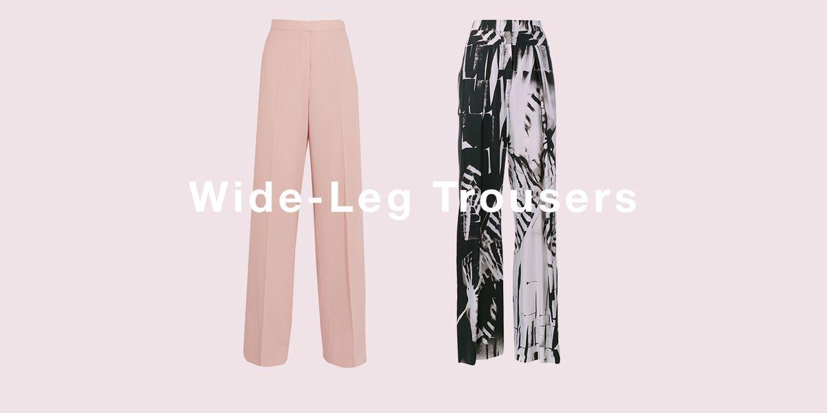 The Best Wide-Leg Pants