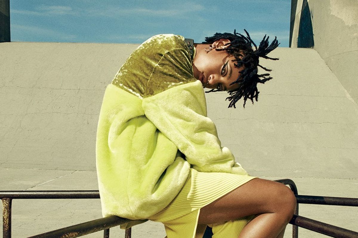 "Willow Smith Asks Siri to Define Her (Or, at Least, ""Artisan"")"