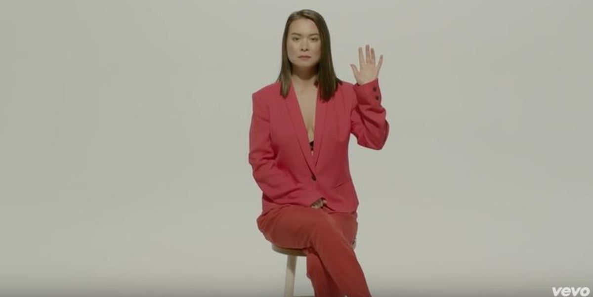 Watch Mitski's New Music Video For Her Soaring Single 'Your Best American Girl'