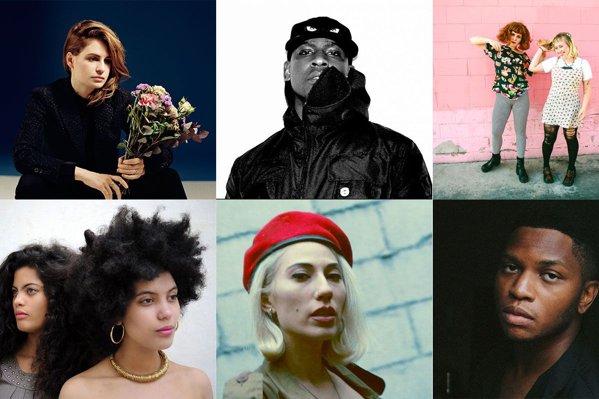 The Rising Acts You Have To Catch At Coachella 2016