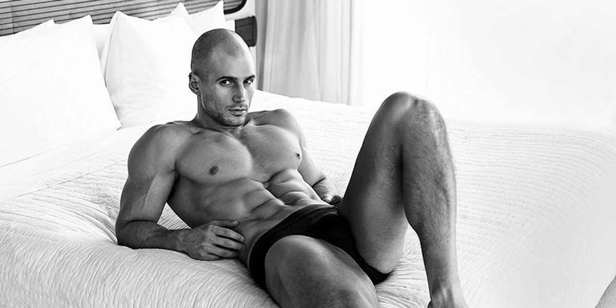 Talking All Things Bulge With Model and Underwear Guru Todd Sanfield
