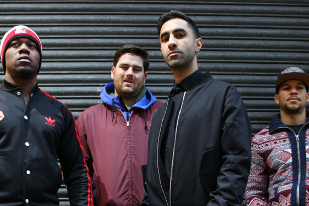 "Rudimental On Their ""Rapid Rise"" And South London Roots"