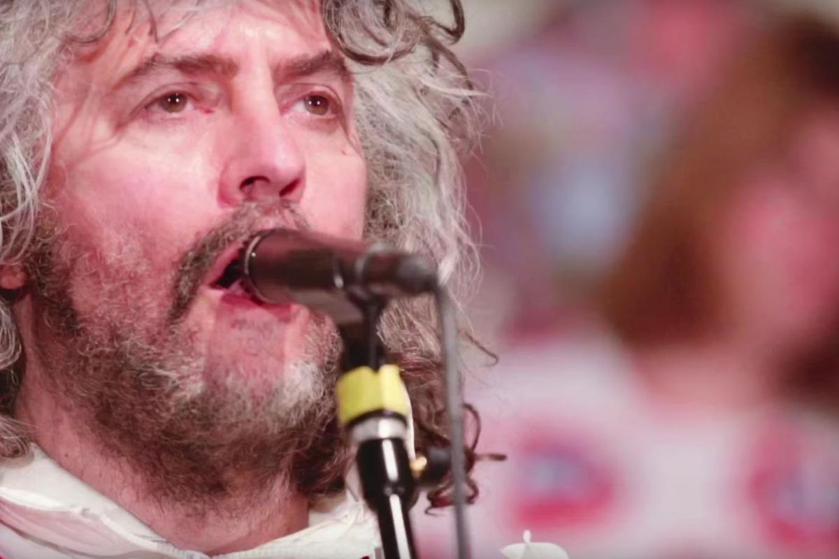 """Watch The Official Video For The Flaming Lips's Cover Of David Bowie's """"Space Oddity"""""""