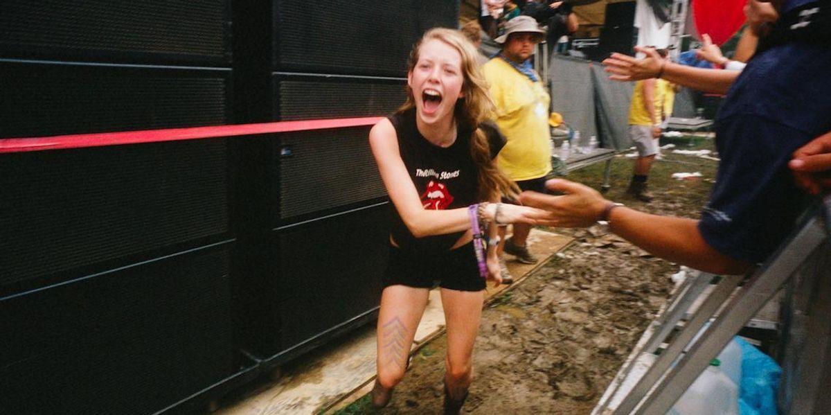 20 Years of Festival Photos with Cheryl Dunn