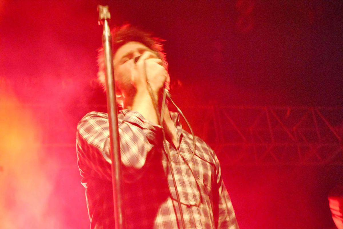 Watch LCD Soundsystem Cover Guns N' Roses and Bowie at Coachella
