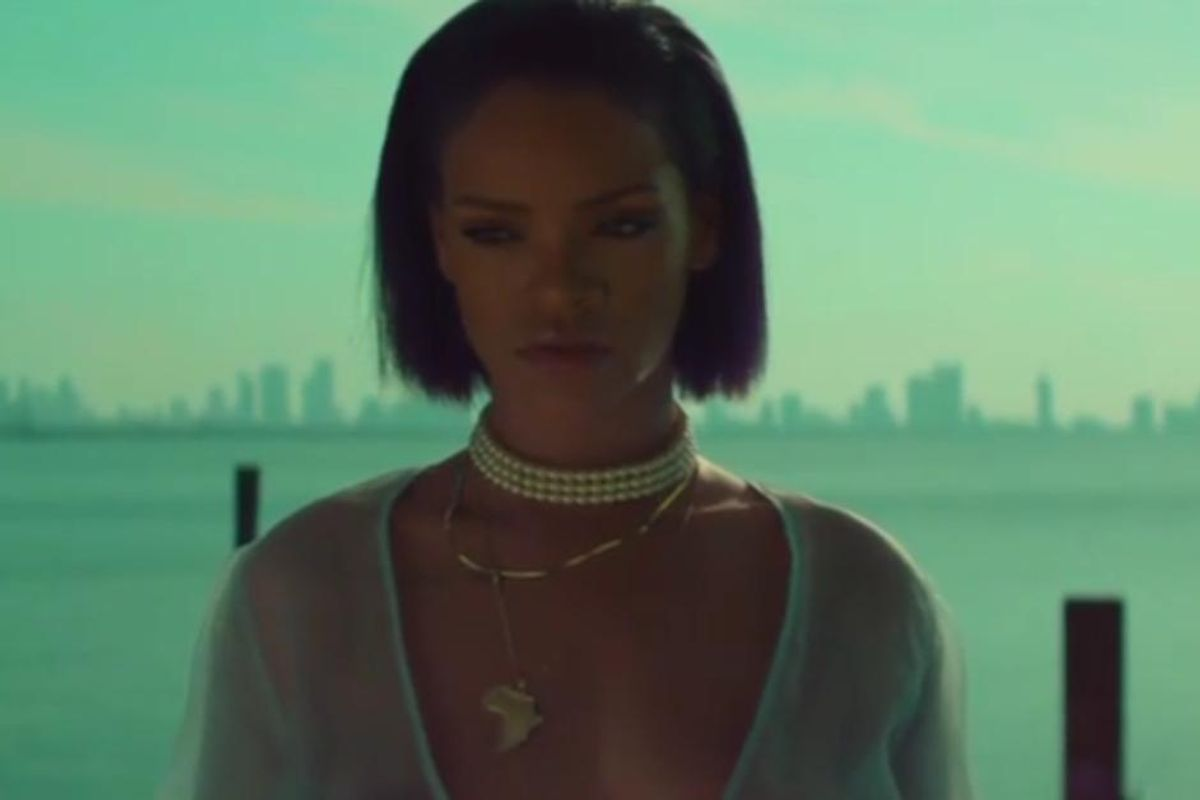 "Watch Rihanna's Harmony Korine-Directed Video For ""Needed Me"""