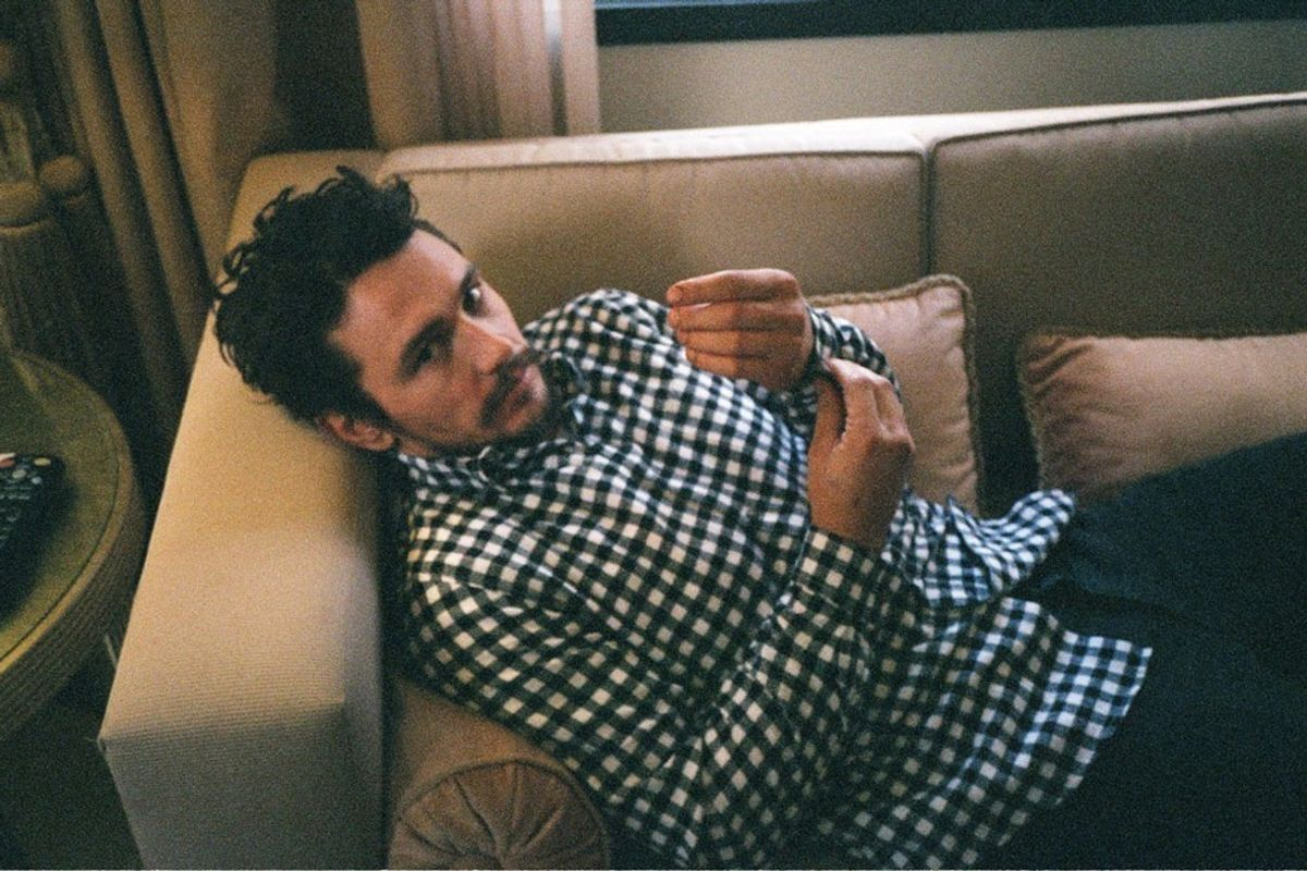 """James Franco Says He's """"A Little Gay"""" and a """"Gay Cock Tease,"""" But He Won't Sleep With Men"""