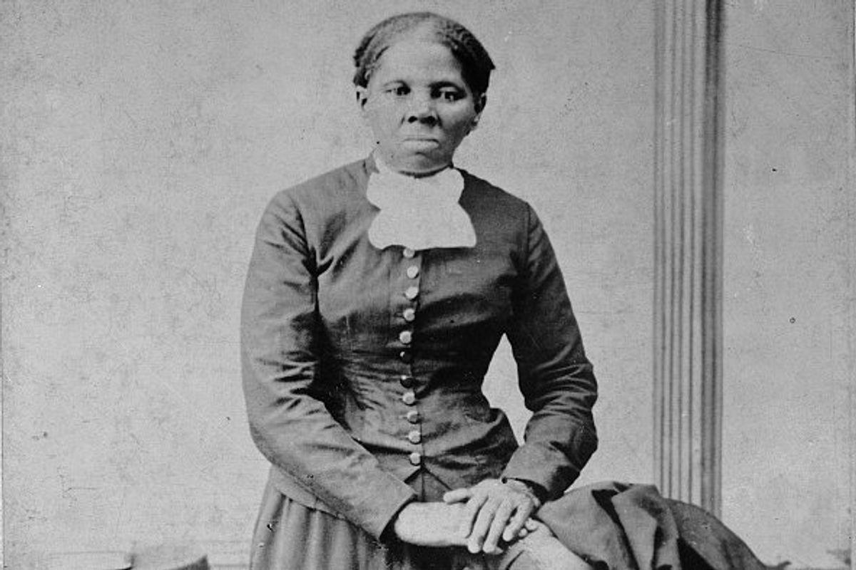 Harriet Tubman To Front The $20 Bill