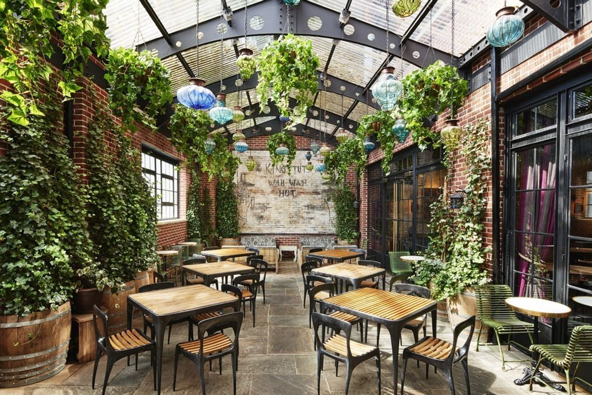 The Ludlow Hotel Brings A Worldly Charm To NYC's Lower East Side