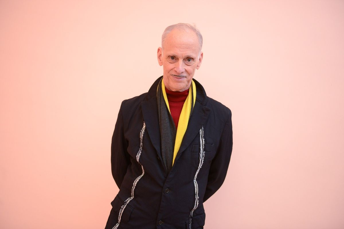 John Waters Curated a Gloriously Bizarre Art Exhibit in San Francisco.