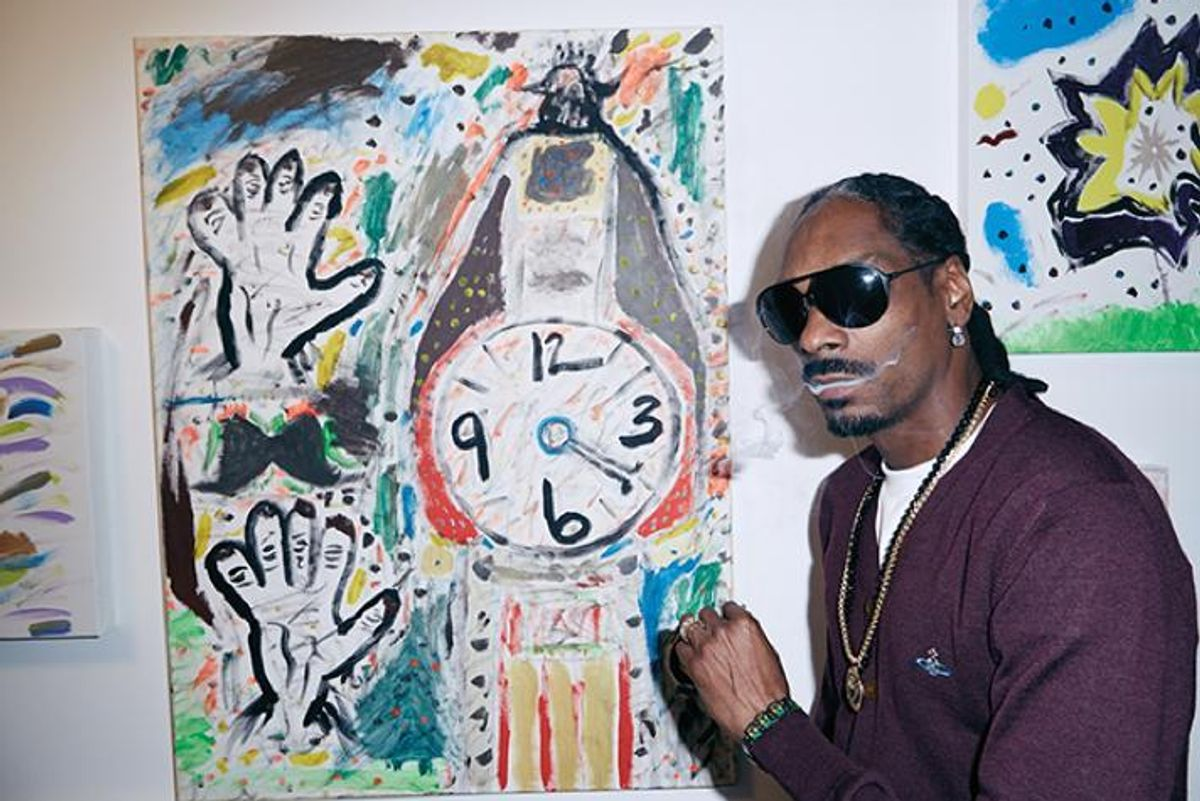 Happy 4/20: Snoop Dogg Shares New Track 'Late Nights'