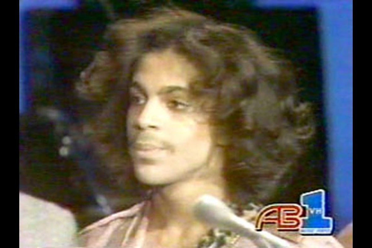 This Video of Prince at 21 Shows He Was Always a Star