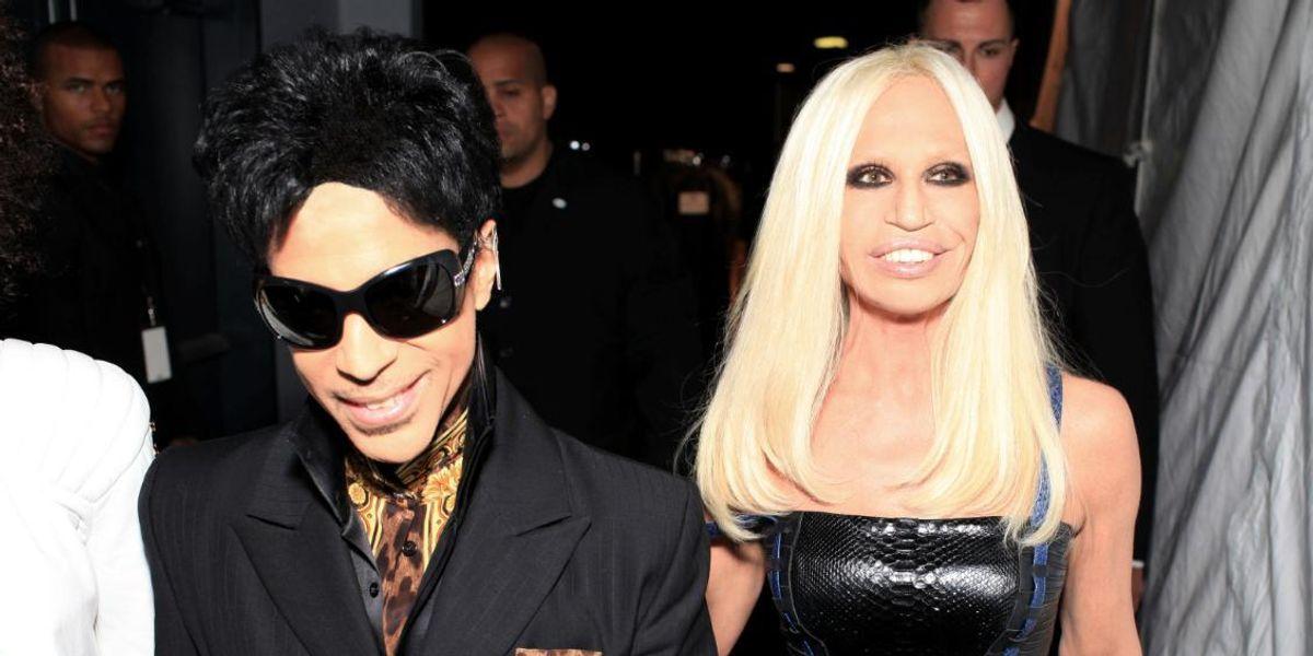 Prince and Versace: A True Fashion Love Affair