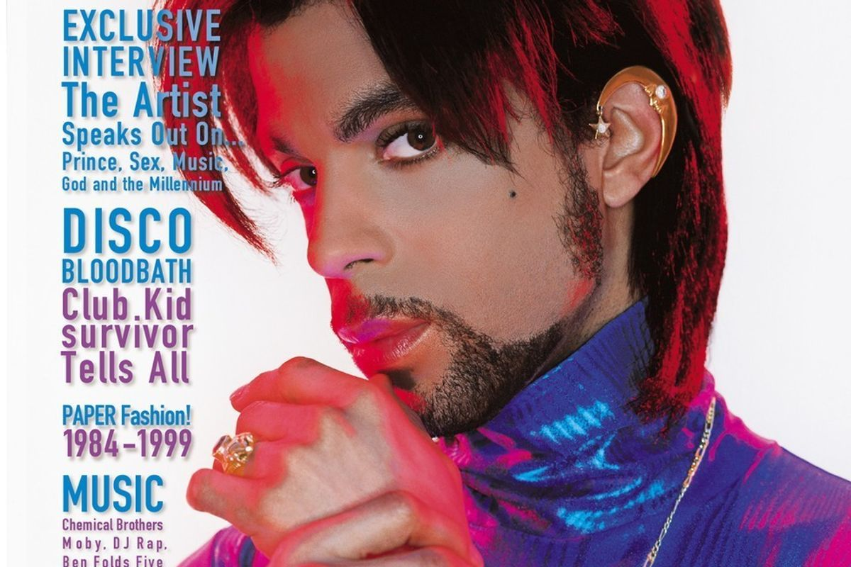 Our 1999 Cover Shoot With Prince Was a Hilarious Disaster