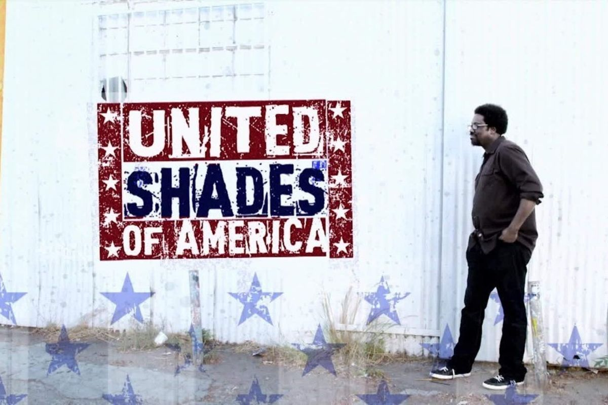 W. Kamau Bell Finds Uncharted Territory In New CNN Series 'United Shades of America'