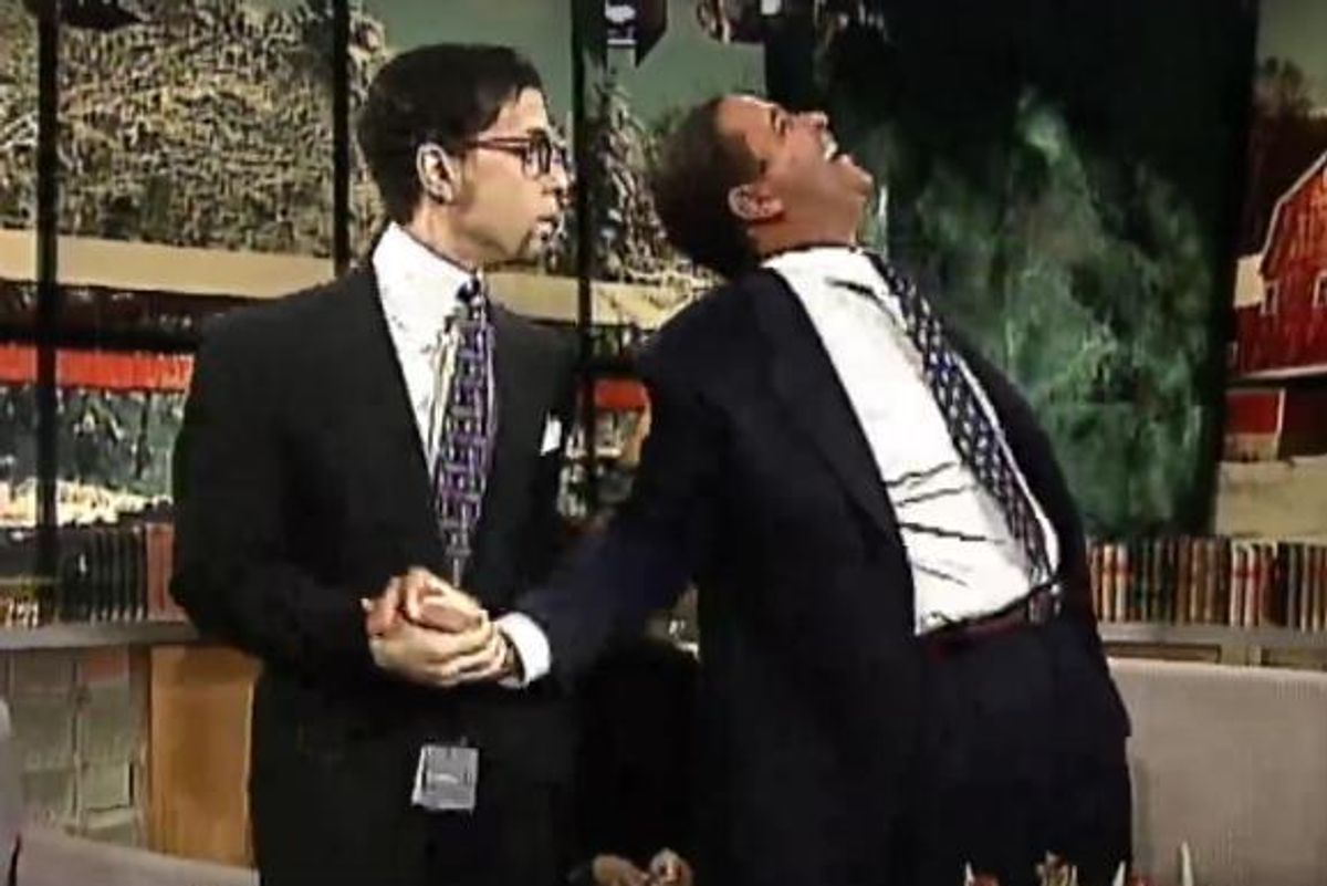 Remember When Prince Surprised Bryant Gumbel On His Last Day At The Today Show?