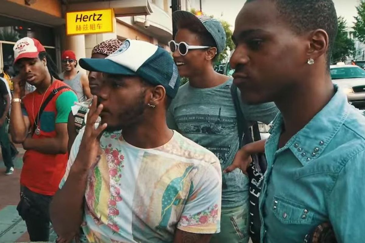 Watch The Trailer For 'Check It', A Doc about DC's LGBT Gang