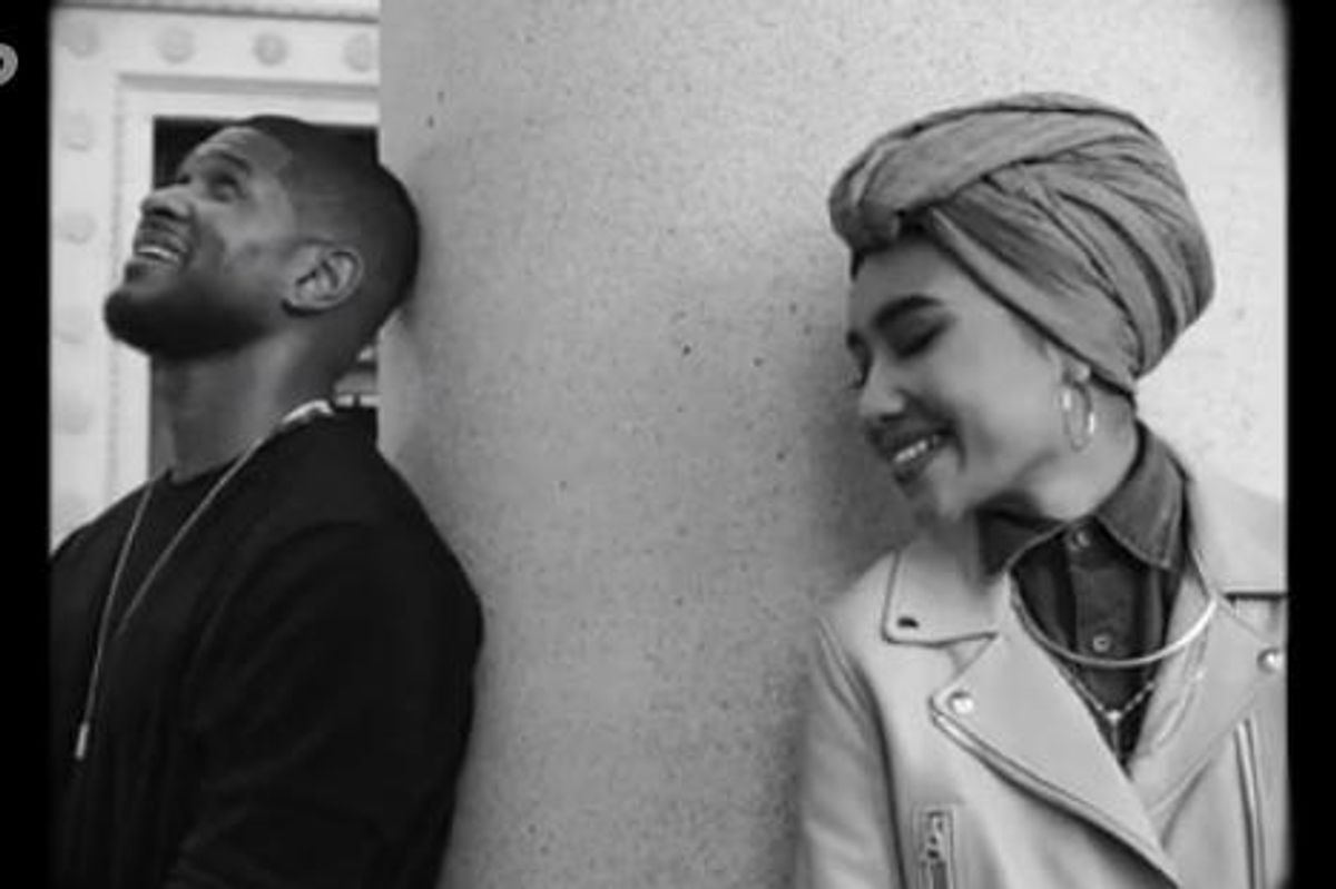 """Watch the Video For Yuna's """"Crush,"""" Featuring USHER!"""
