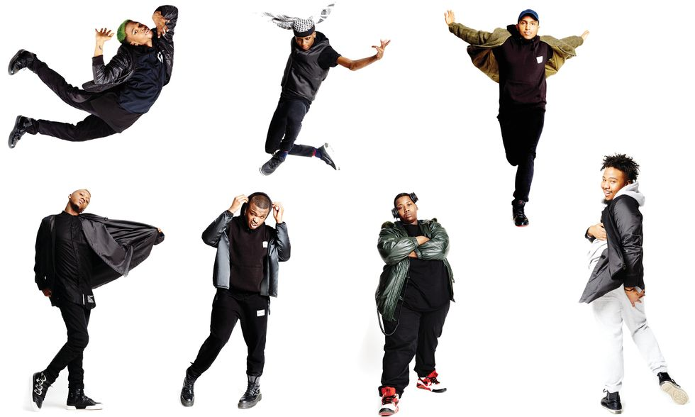 Meet Qween Beat, the Ballroom Collective Keeping Vogue Pure