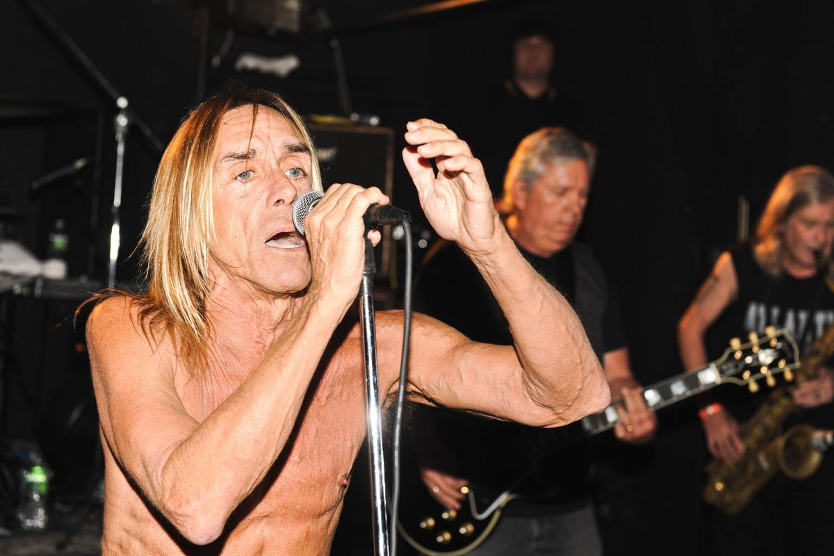 Iggy Pop To Release Punk Memoir