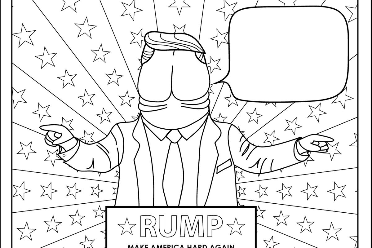 Meet The Ladies Behind The PEN15 Club, Our New Favorite Dick-Themed Coloring Book