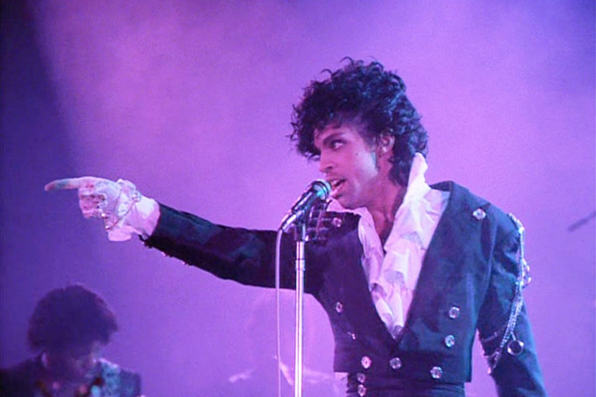 "You Can Now Own Prince's Coat From ""Purple Rain"""