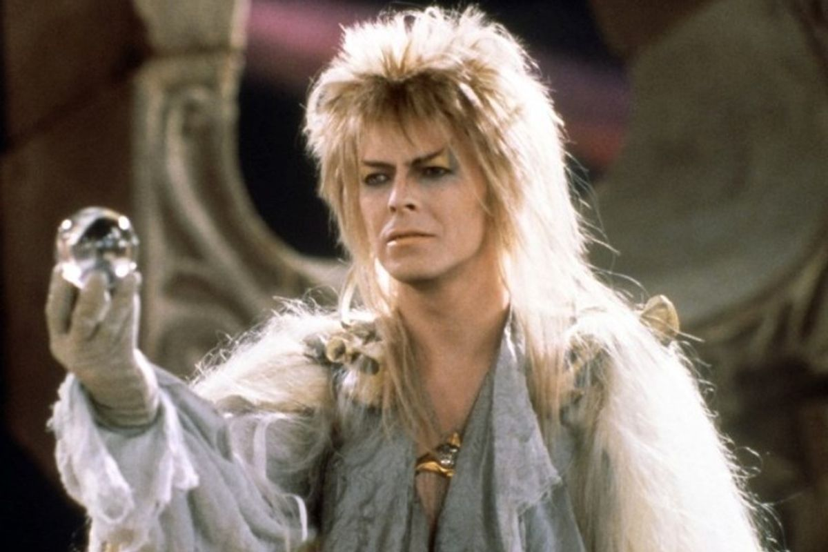 """Labyrinth"" Is Getting a Theatrical Re-release With David Bowie Footage and Tribute"