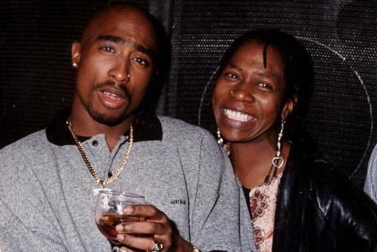 Tupac Shakur's Mother, Afeni Shakur, Has Passed Away At the Age of 69