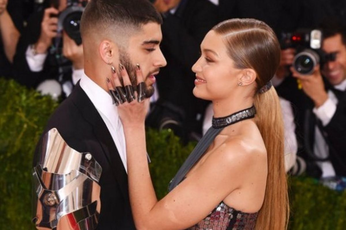 The Best Zayn Memes From The Met Ball