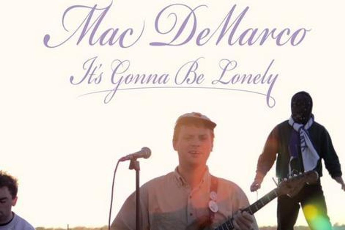 """Watch Mac DeMarco Cover Prince's """"It's Gonna Be Lonely"""""""