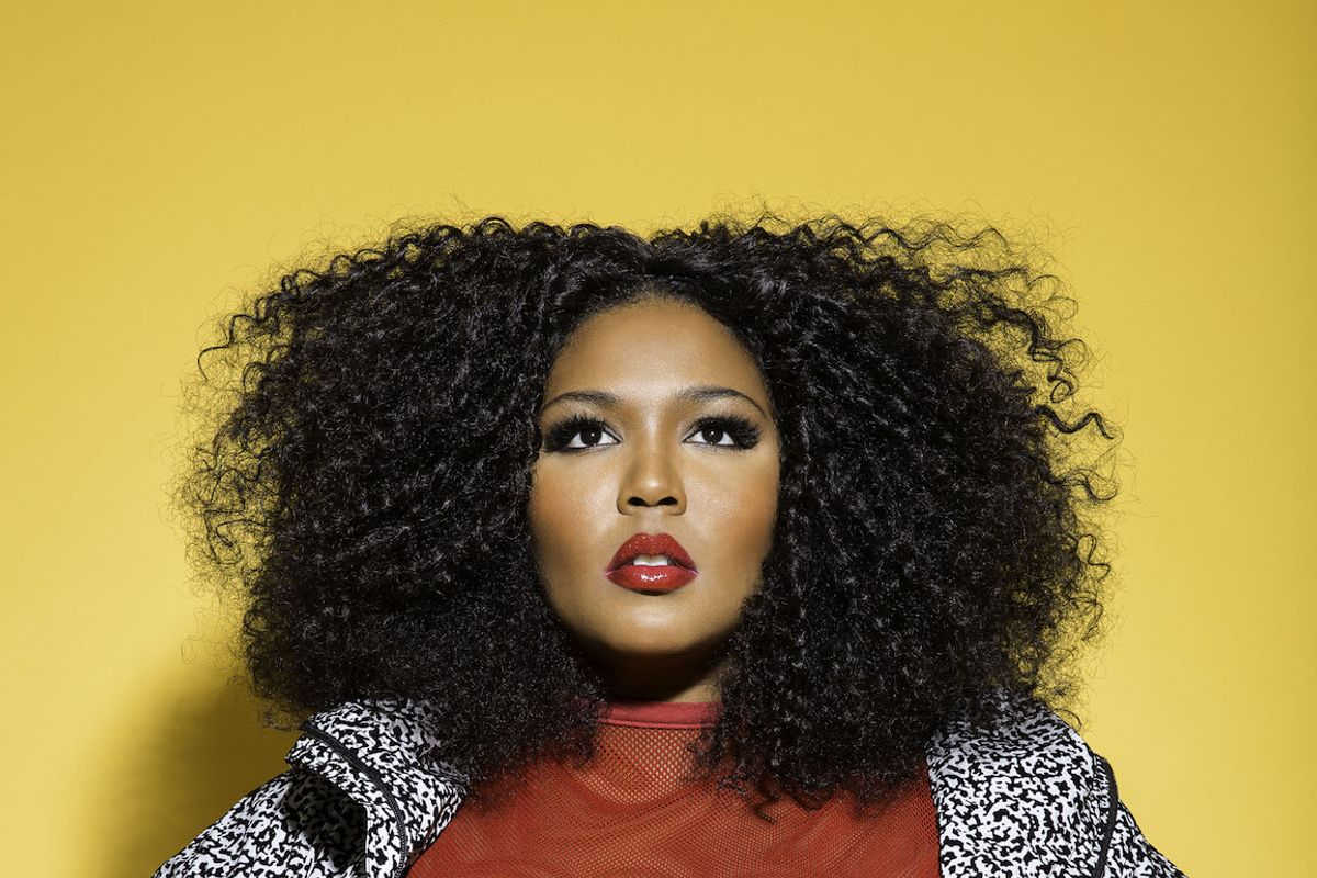 Catching Up with Rapper Lizzo On Her New Album, Going Mainstream, And Her Musical Relationship With Prince