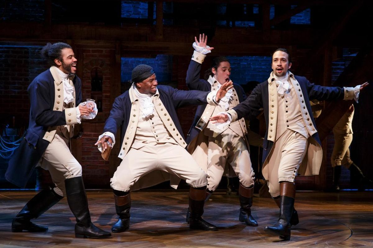 Lin-Manuel Miranda On Why He Needed To Do The Hamilton Book