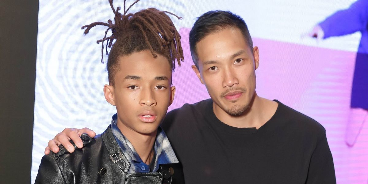 Jaden Smith and DKNY Celebrate Launch of New Women Artist's Program