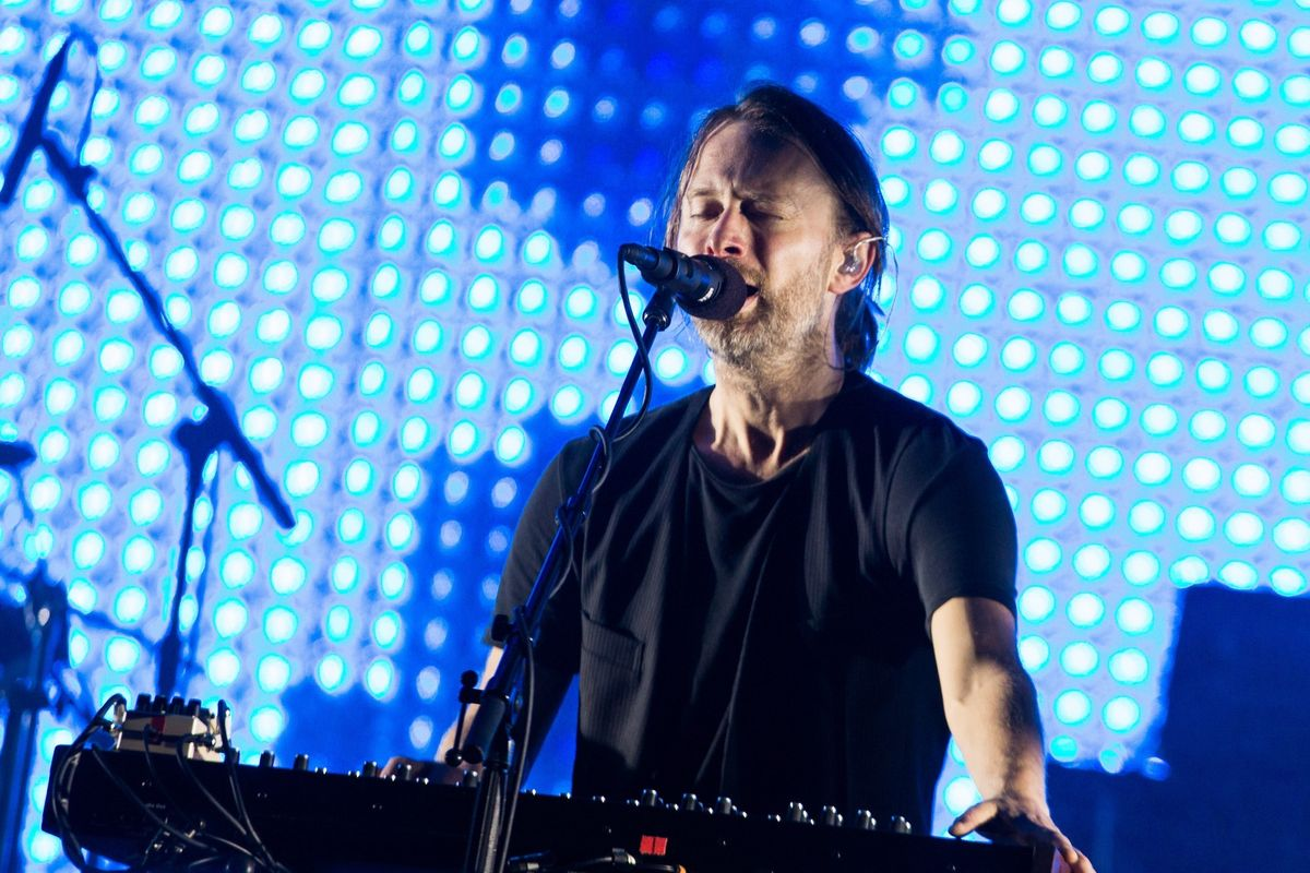 This Radiohead Title Generator Will Hold You Over Until The Album Drops