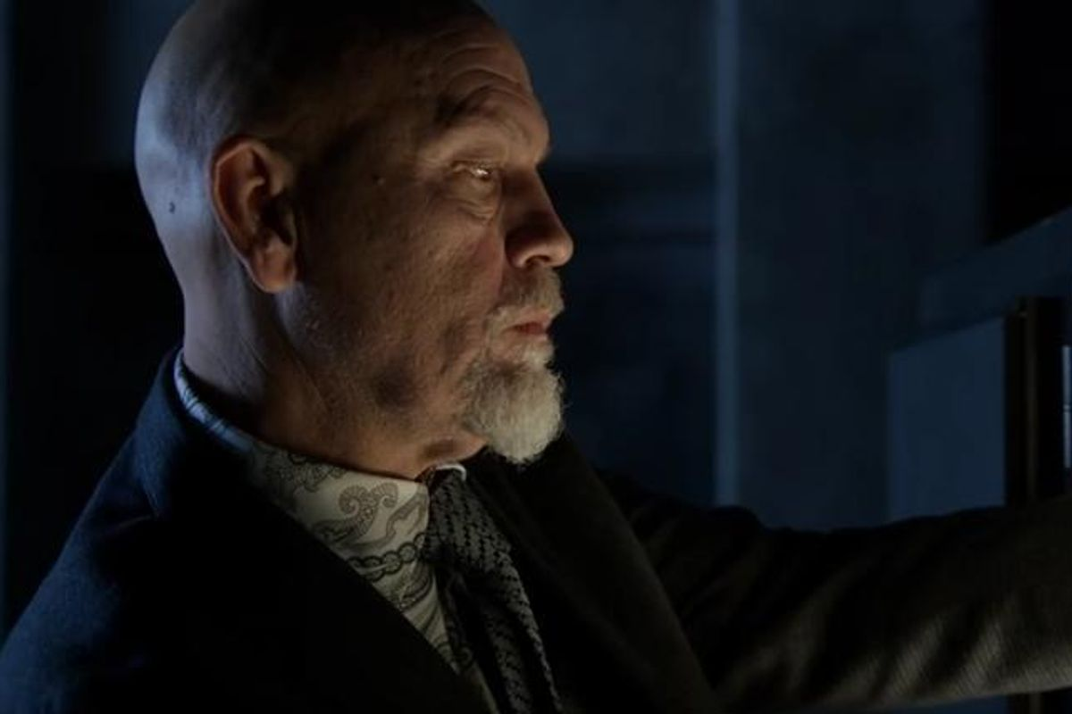 John Malkovich's Movie With a 2115 Release Date Will Appear At Cannes