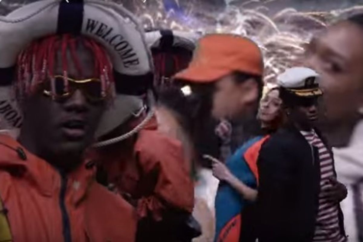 Lil Yachty's Latest Video Is The Boat Party Of Your Dreams