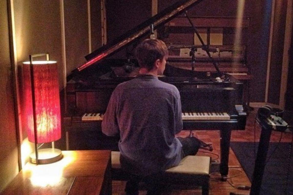 Stream James Blake's New Album