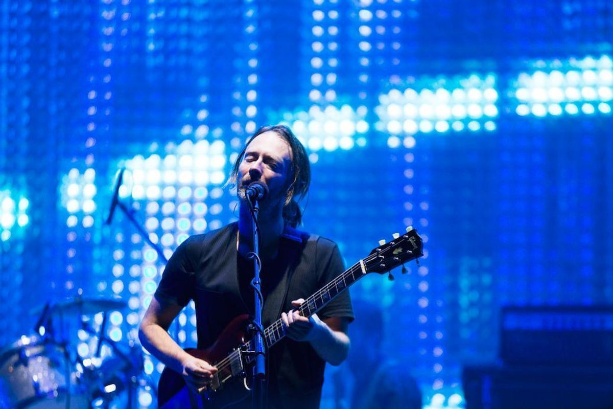 Radiohead Releases New Album, 'A Moon Shaped Pool'