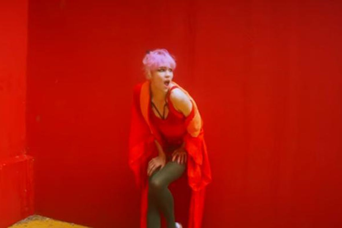 Watch Grimes' Video for 'California'