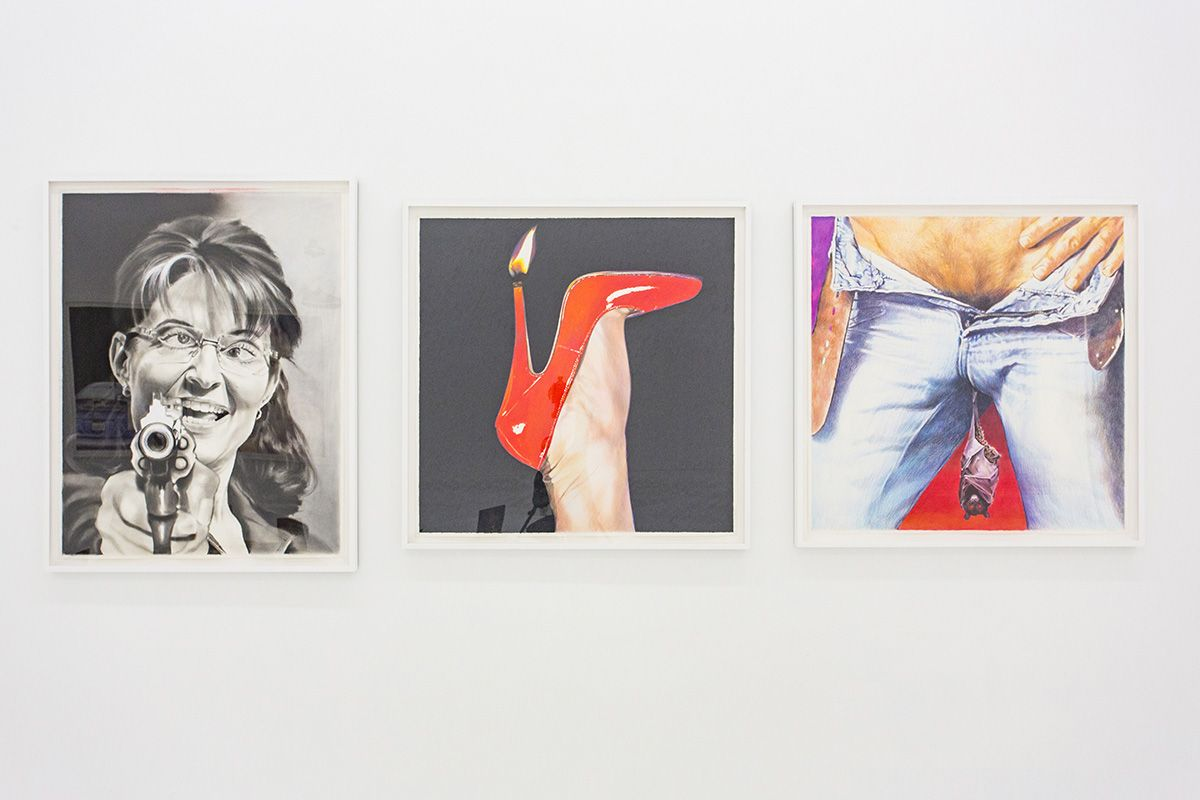 Talking Shop With Contemporary Artist Eric Yahnker