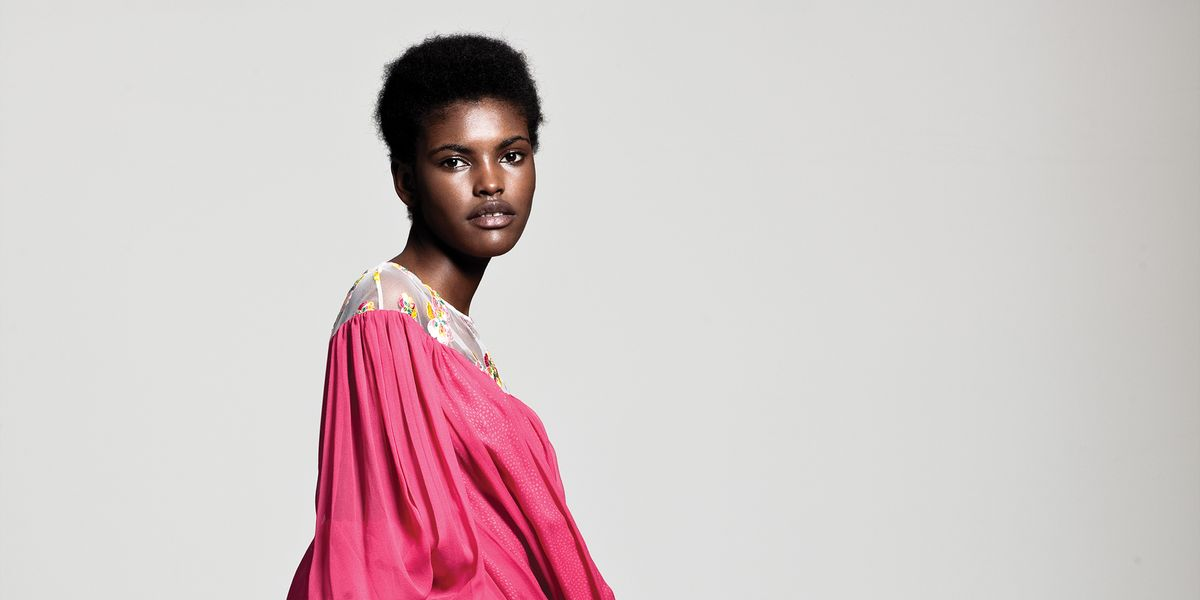 One In Amilna: Meet Rising Angolan Model, Amilna Estevao