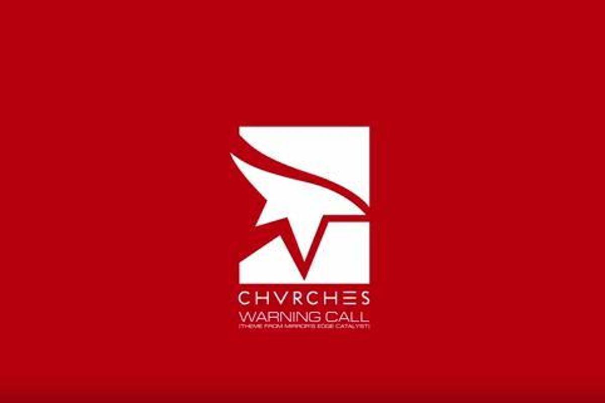 Hear A New Song By CHRVCHES