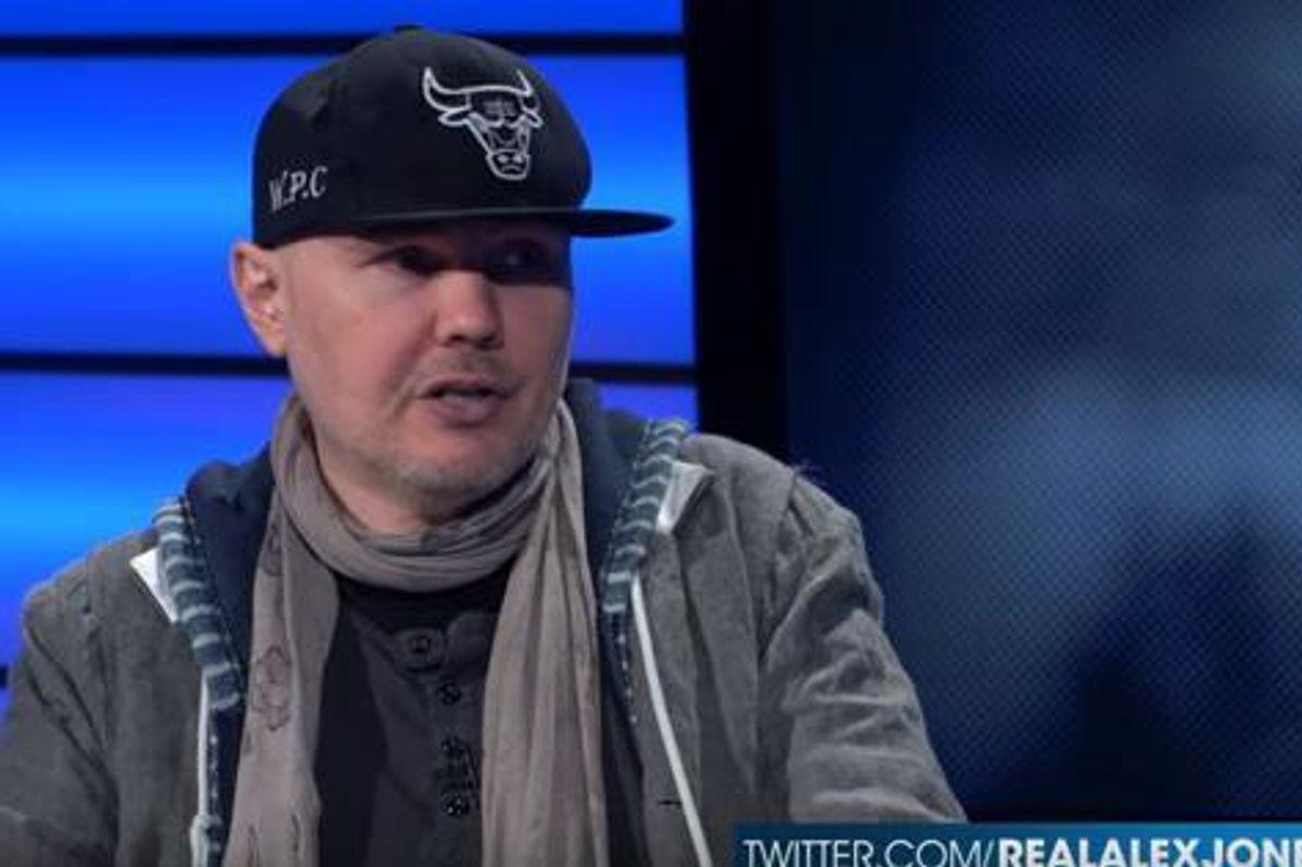 Billy Corgan Criticizes Bernie Sanders, Trump Protestors, and Talks General Conspiracy Theory