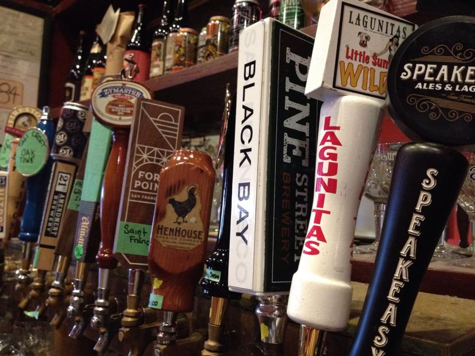 The 10 Best San Francisco Beer Bars, Ranked - 7x7 Bay Area