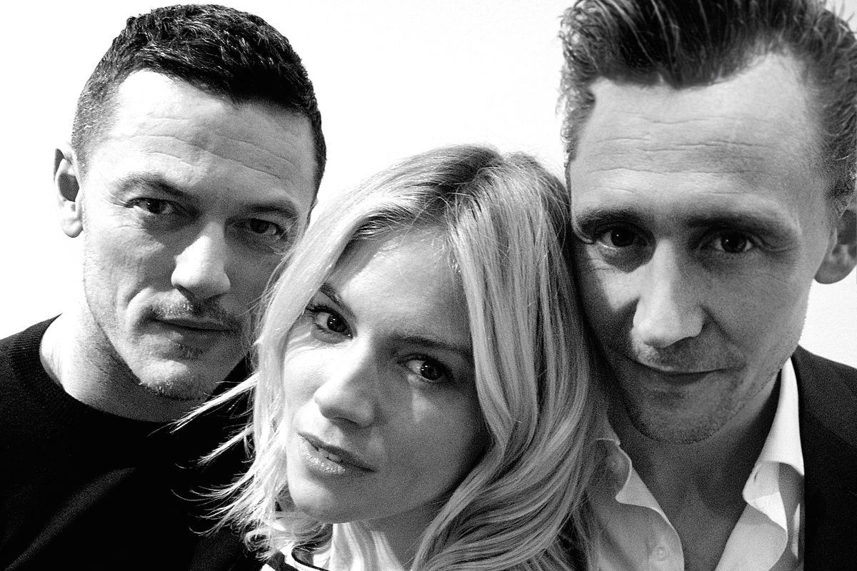 "Tom Hiddleston, Sienna Miller and Luke Evans On Their Insane New Film, ""High-Rise"""